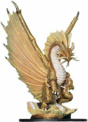 Huge Gold Dragon