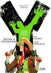 Y The Last Man Deluxe Edition - Volume 3 (Hard Cover)