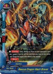 Resuce Dragon Mach Braver - H-BT01/0018EN - RR