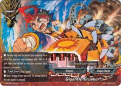 Gigantic Crusher!!  - H-BT01/0025EN - R