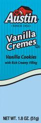 Austin Vanilla Cremes 1.8oz