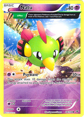 Natu - 28/108 - Common - Reverse Holo