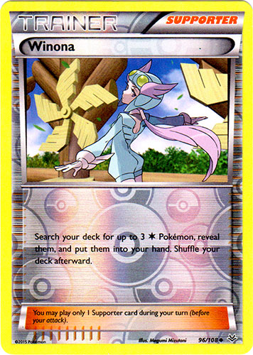 Pokemon JIRACHI 42//108 XY Roaring Skies RARE HOLO MINT!