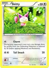 Skitty - 27/30 - XY Trainer Kit (Latios)