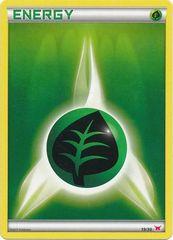 Grass Energy - 19/30 - XY Trainer Kit (Latias)