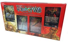 Force of Will: Alice Cluster Prologue Deck: Faria, the Sacred Queen and Melgis, the Flame King