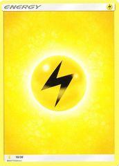Lightning Energy - 8/30 - HS Trainer Kit (Raichu)