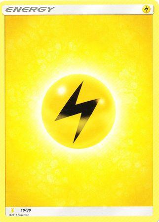 Lightning Energy - 11/30 - XY Trainer Kit (Raichu)