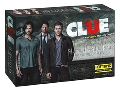 Clue: Supernatural