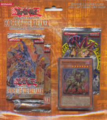 Force of the Breaker: Special Edition Pack with Phantom beast Rock-Lizard