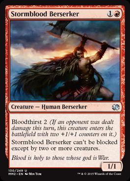 Stormblood Berserker