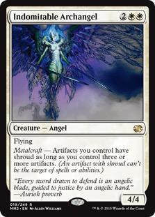 Indomitable Archangel - Foil