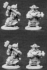 Dwarven Hammers