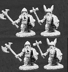 Dwarven Warriors