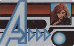 Black Widow - AVID-001 - Common