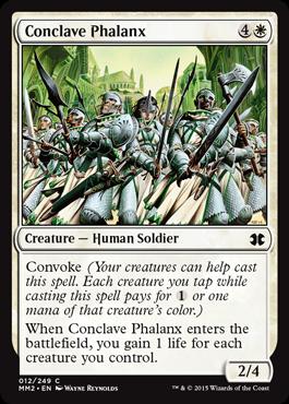 Conclave Phalanx