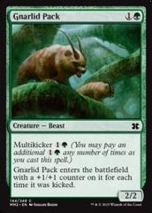 Gnarlid Pack - Foil