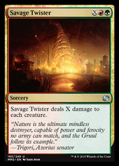 Savage Twister - Foil