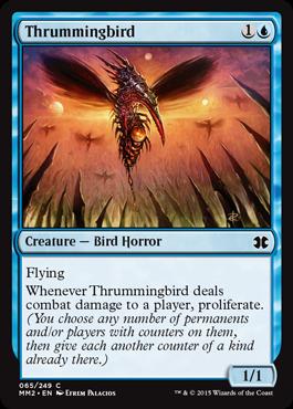 Thrummingbird - Foil