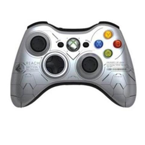Accessory: Controller Wireless Halo Reach Xbox 360