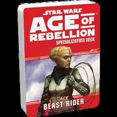 Star Wars: Age of Rebellion - Specialization Deck Ace Beast Rider