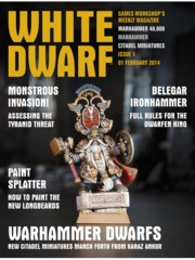 White Dwarf Issue 01: 1 Feb 2014