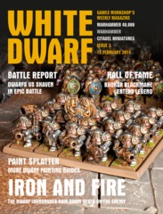 White Dwarf Issue 03: 15 Feb 2014