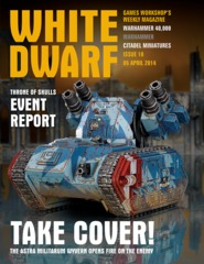 White Dwarf Issue 10: 5 April 2014