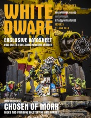 White Dwarf Issue 21: 21 June 2014