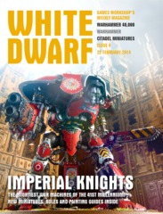 White Dwarf Issue 04: 22 Feb 2014