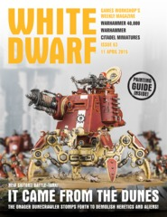 White Dwarf Issue 63: 11 April 2015