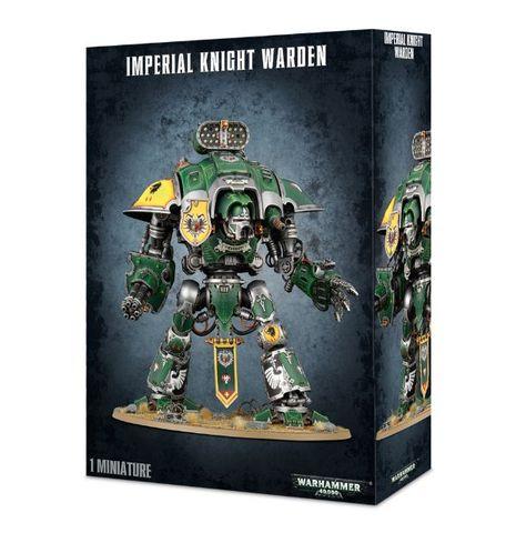 Warhammer 40k Imperial Knight Warden