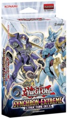 Yu-Gi-Oh Synchron Extreme Structure Deck - 1st Edition