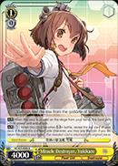 Miracle Destroyer, Yukikaze - KC/S25-E008 - R