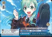 Leave it to Suzuya-! - KC/S25-E162 - CR