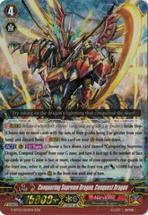 Conquering Supreme Dragon, Conquest Dragon - G-BT02/003EN - RRR