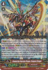 Conquering Supreme Dragon, Conquest Dragon - G-BT02/S02EN - SP