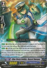 Blue Storm Soldier, Rascal Sweeper - G-BT02/071EN - C on Channel Fireball