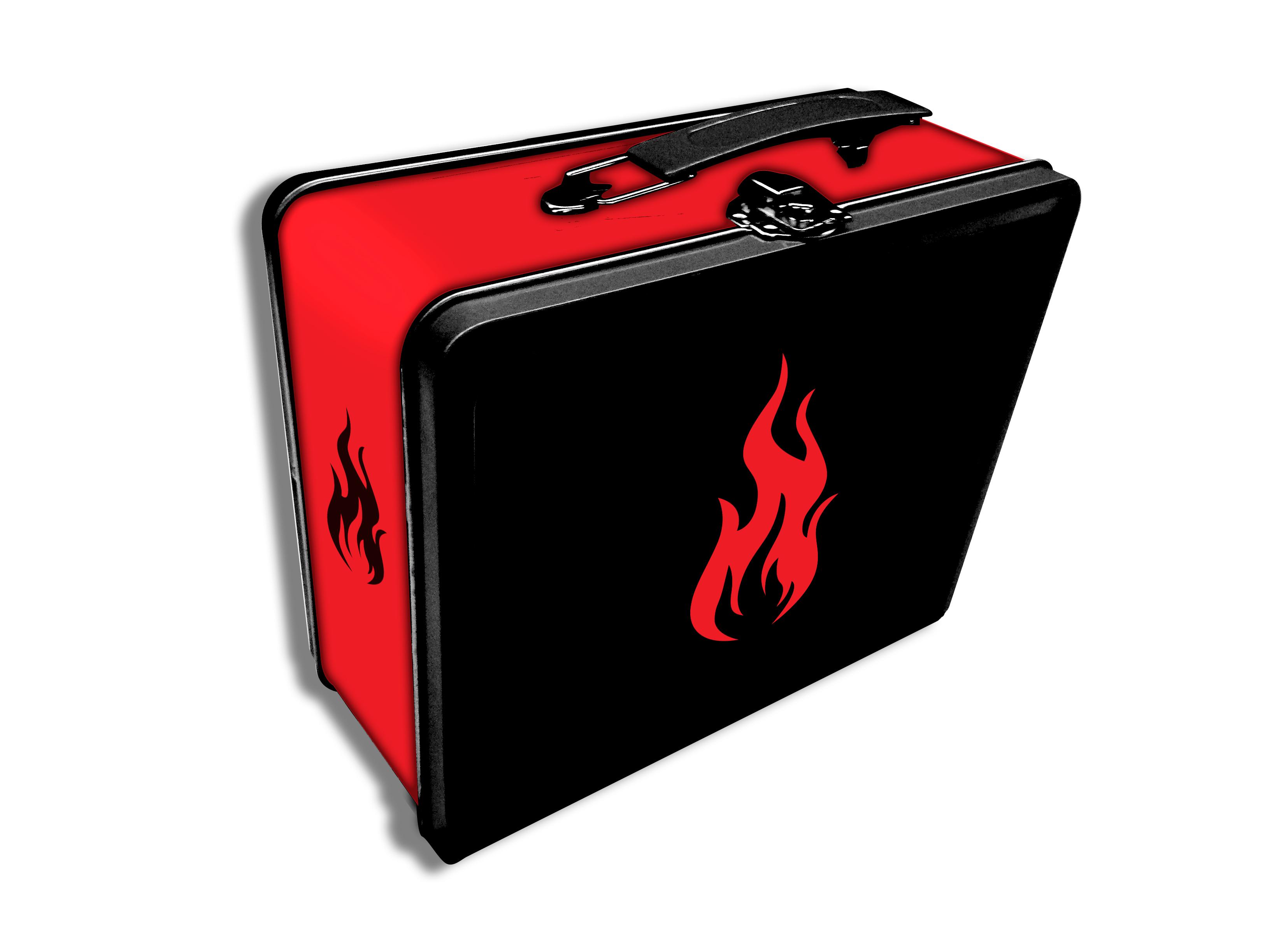 Legion Tin - Iconic Fire