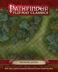 Pathfinder Flip-Mat Classics Woodlands