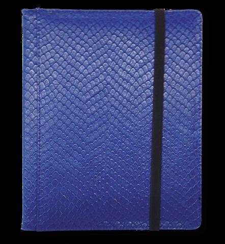 Dragon Hide - 4 Pocket - Blue