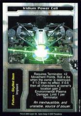 Iridium Power Cell
