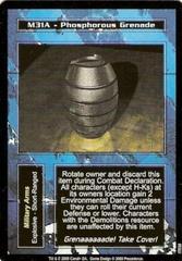 M31A- Phosphorous Grenade
