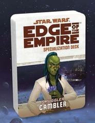 Star Wars: Edge of the Empire: Gambler Specialization Deck