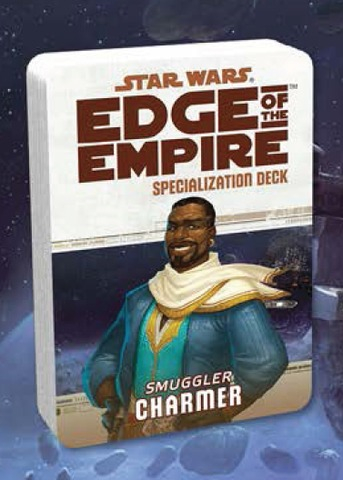 Star Wars: Edge of the Empire: Charmer Specialization Deck