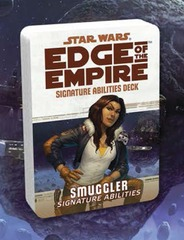 Star Wars: Edge of the Empire: Smuggler Signature Abilities Deck