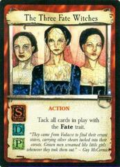 The Three Fate Witches