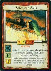 Sabotaged Sails