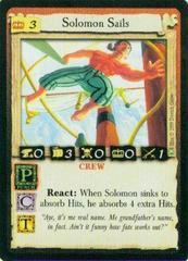 Solomon Sails