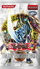 Yu-Gi-Oh Dark Beginning #2 Unlimited Booster Pack